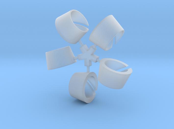 EHSR™ (5 pack) 3d printed