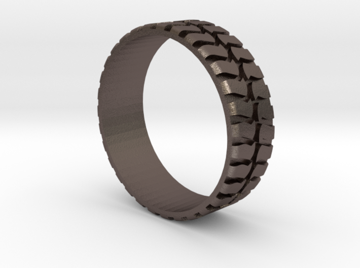 Tire ring size 7.5  3d printed