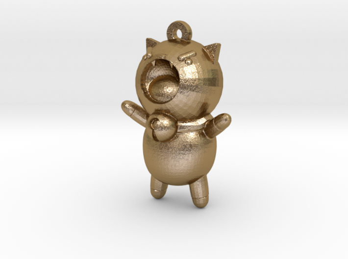 Puppycat [Pendant] 3d printed