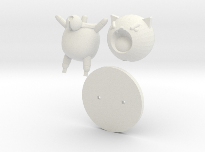 Puppycat [Kit] 3d printed