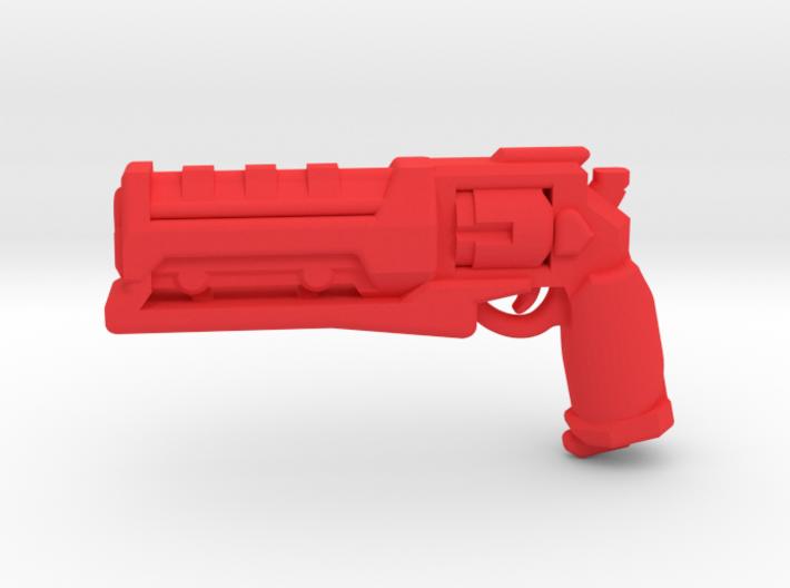 Saint's Fist 3d printed