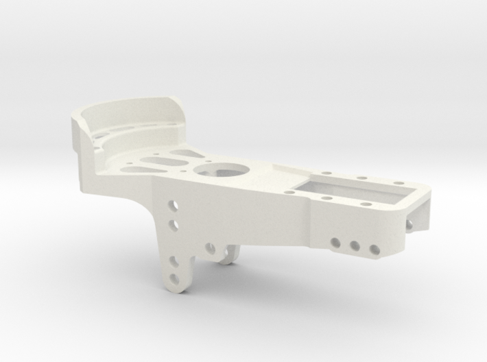 Fw190 and F to K Me109 pedal 3d printed