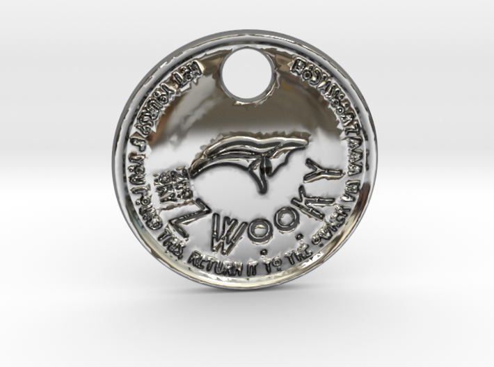 ZWOOKY Style 160 - pendant Anubis  3d printed ZWOOKY