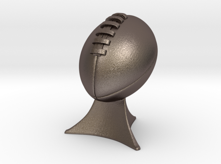 Fantasy Football League Trophy 3d printed