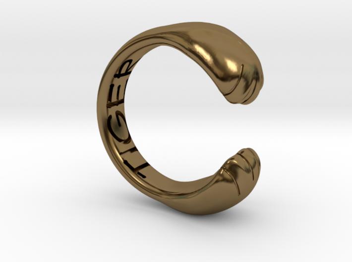 Ring Kattepootjes 3d printed