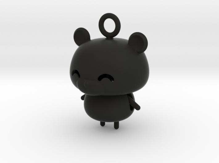 Happy Bear 3d printed