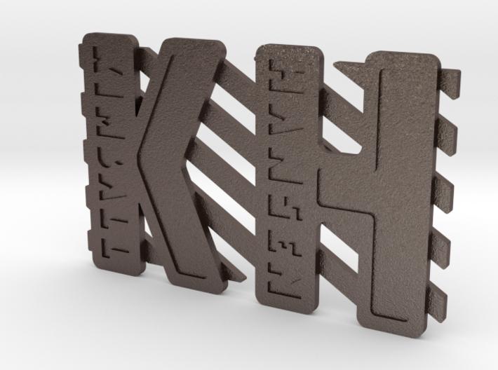 Kimball2 Thin 3d printed