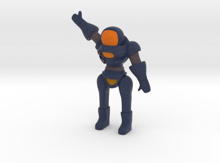 Terran Marine 3d printed