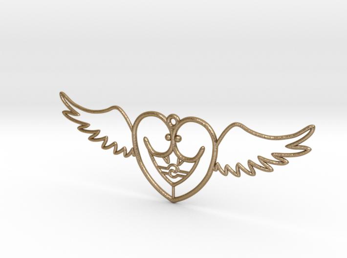 Lovebird 3d printed