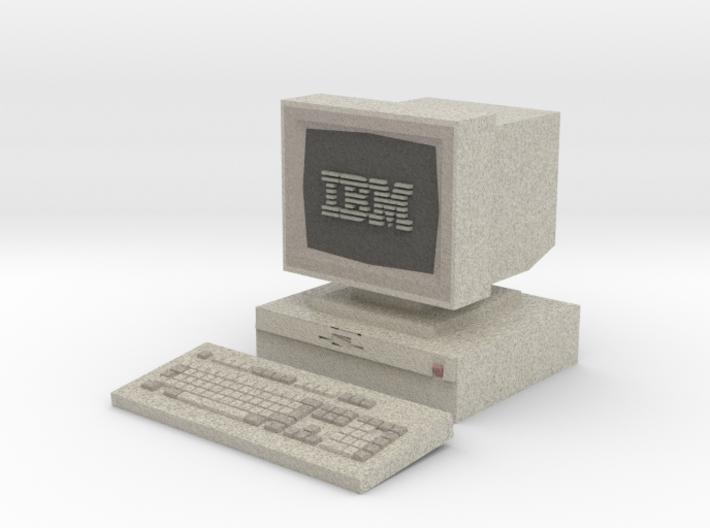 IBM PS/2 Model 30 [Hollowed] [Medium] 3d printed