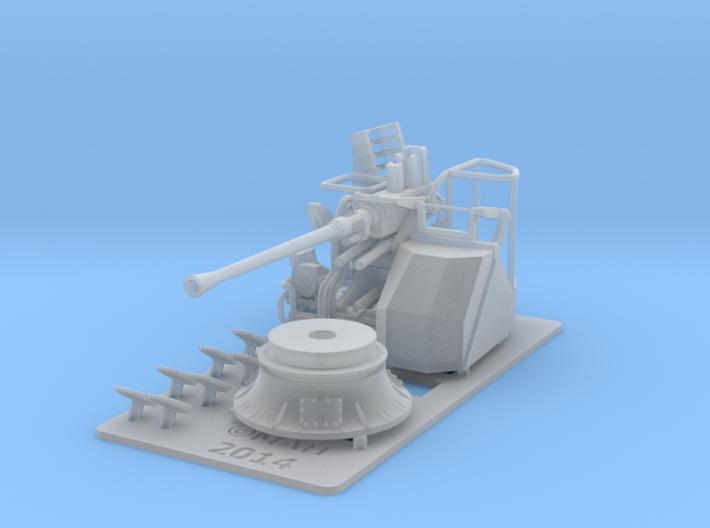 Bofors MKVII 1/96 3d printed