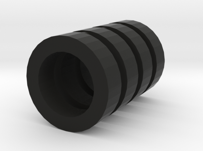 Spacer for pulleys with bearings MR105 3d printed