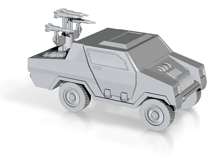 Vampire II GI JOE Stinger inspired jeep for 28/30 3d printed