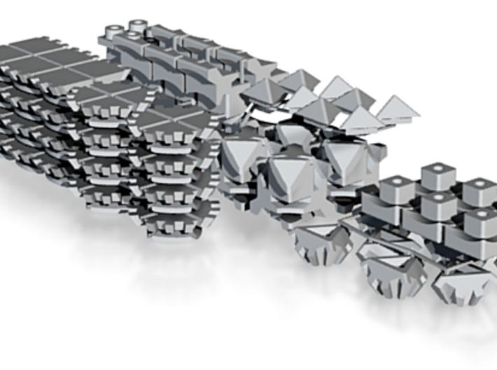 3x3 Gear Cube Plus (v3) 3d printed