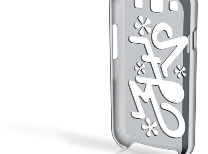 Samsung Galaxy S3 Neo - custom 3d printed