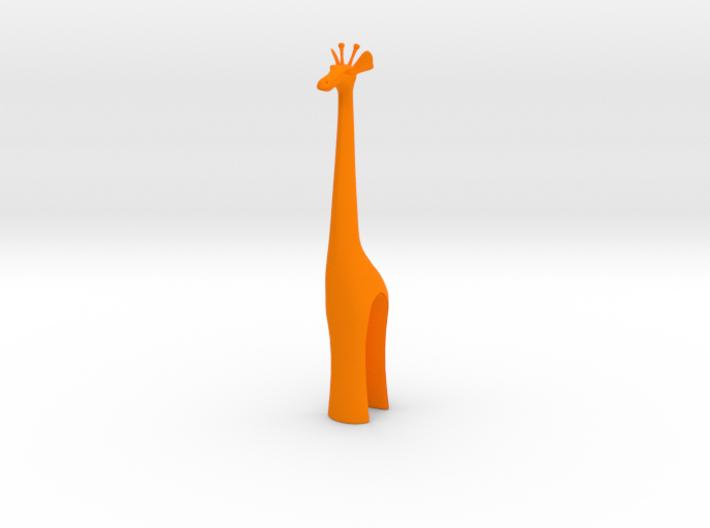 Giraffe 3d printed