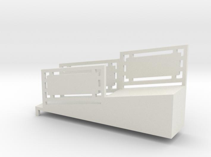 Aufgang Flash (rechts) 3d printed
