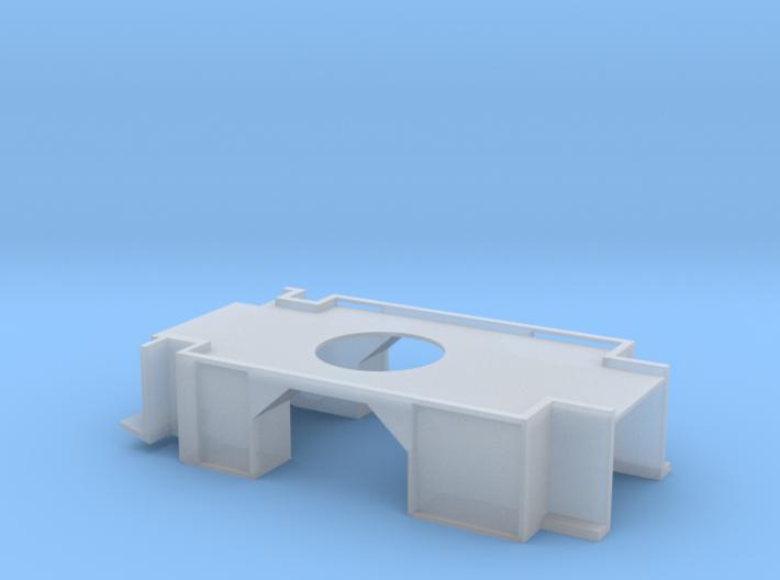 Zetros DLK Aufbau Metz XS 3d printed