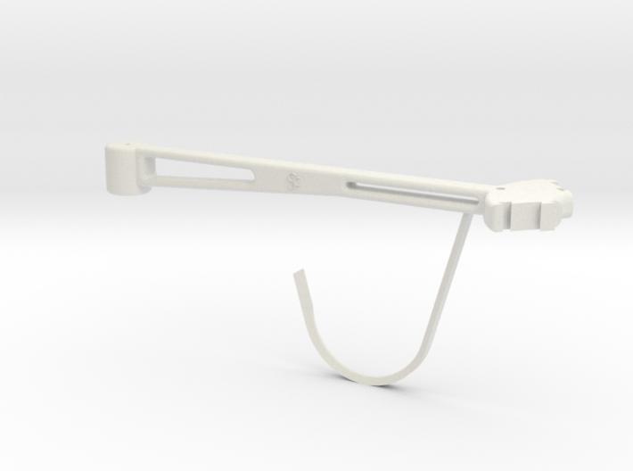 DIY Drone QuadRotor Arm 1/4 3d printed