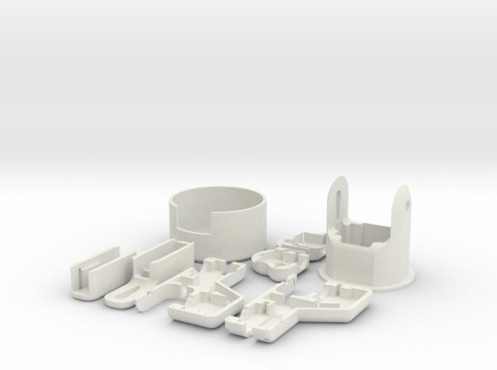 Desktop Robotic Arm 3d printed