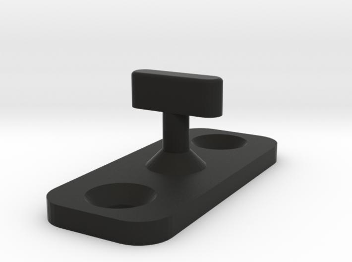 PowerPac 3Gal BRACKET 3d printed