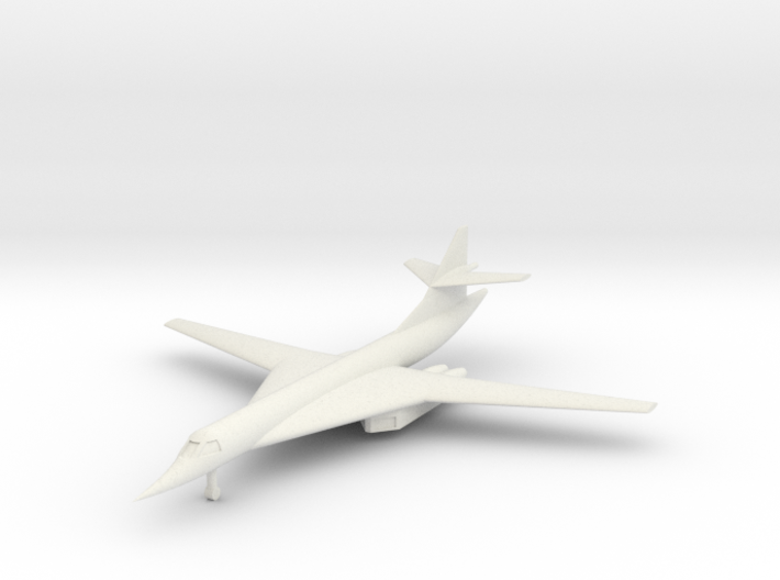 1/350 TU-160 Blackjack (x1) 3d printed