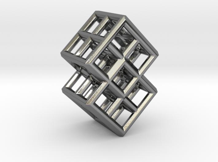 DIAMOND CUBES 3d printed
