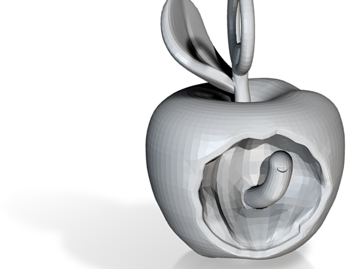 The Other Side of the Apple 3d printed