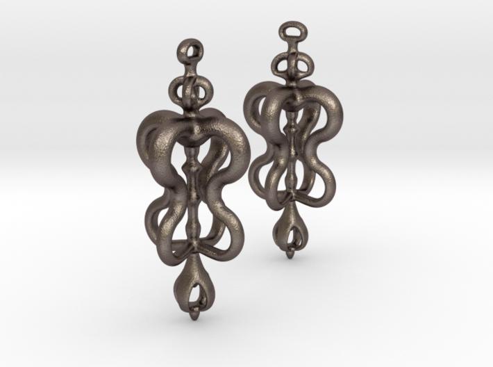 Vajraina 3d printed Vajraina Earrings