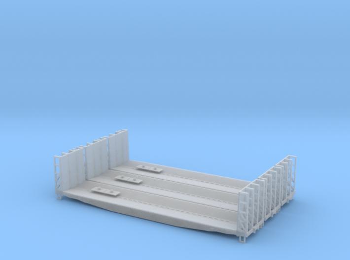 HO ACL W-6 Woodrack 3 Pack 3d printed