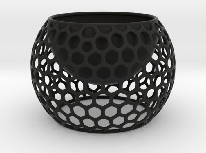 Cactus Pot 3d printed