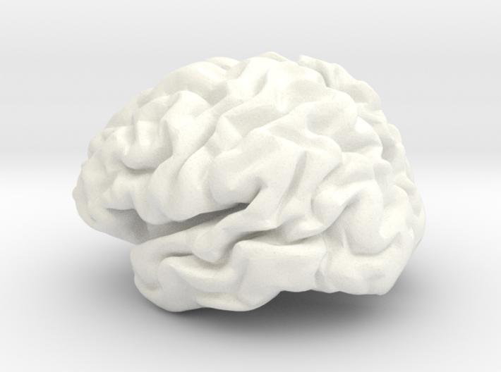 Brain Beer Twist Opener 3d printed