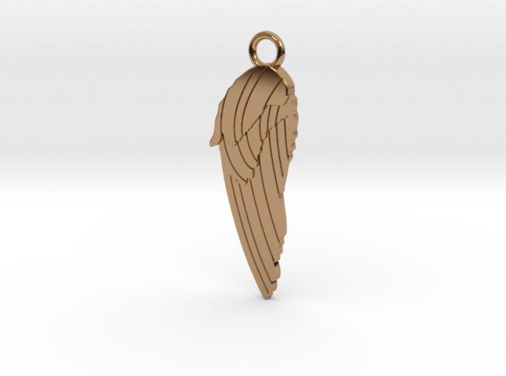 Angel Wing WBail 3d printed
