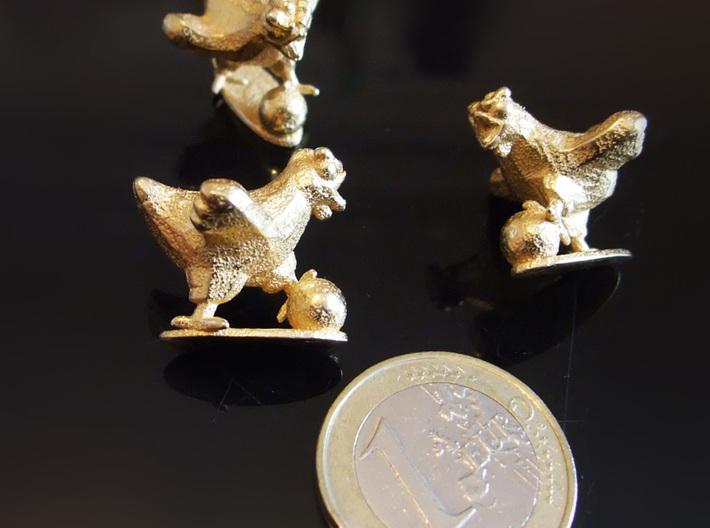 Chicken VIP 2cm 3d printed