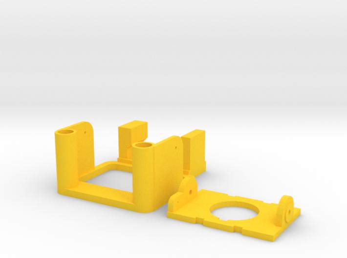 ZMR250 Tilt  with frame v2 3d printed