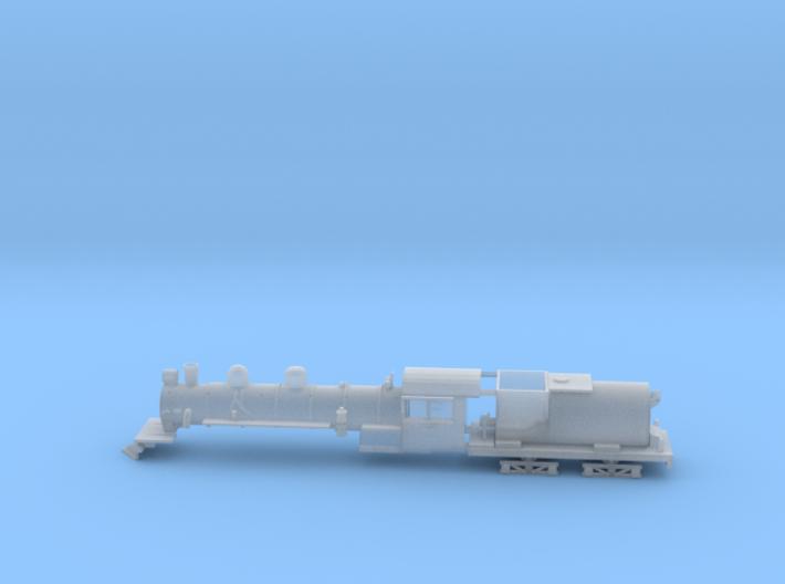1:87 Ab Class Body 3d printed
