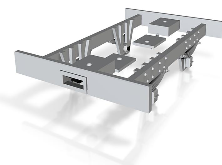 On16.5 8ft Underframe 3d printed