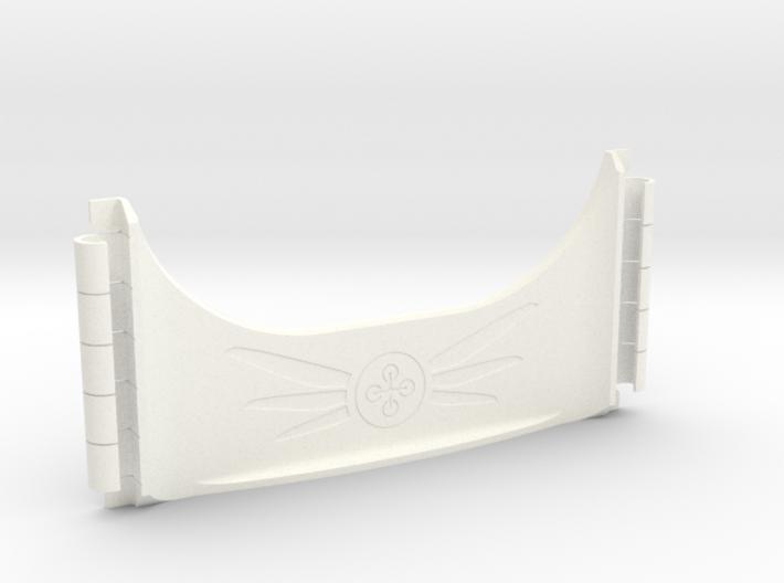 DJI Phantom Gimbal Guard (V2) 3d printed DJI Phantom Gimbal Guard (V2)