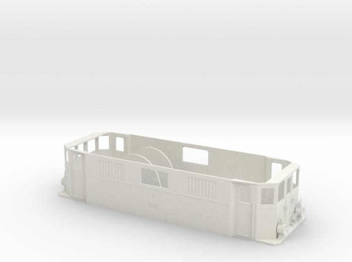 Gehäuse E-Lok EG 506 / 10208 3d printed