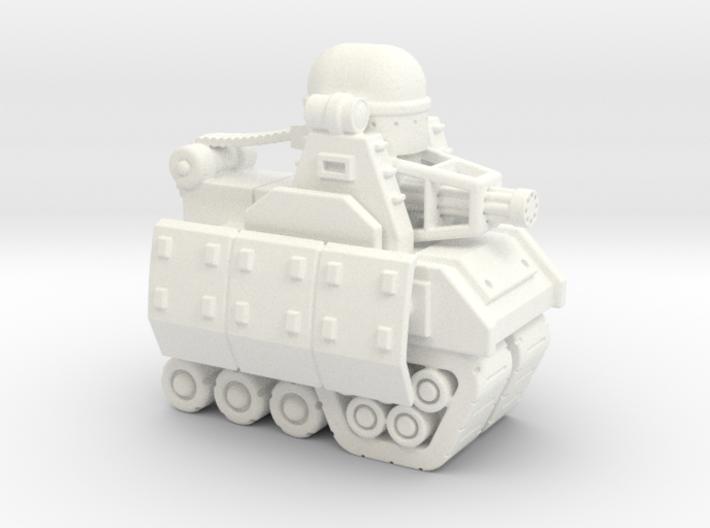 Custom BN Phalanx Tank - Large - Plastic 3d printed