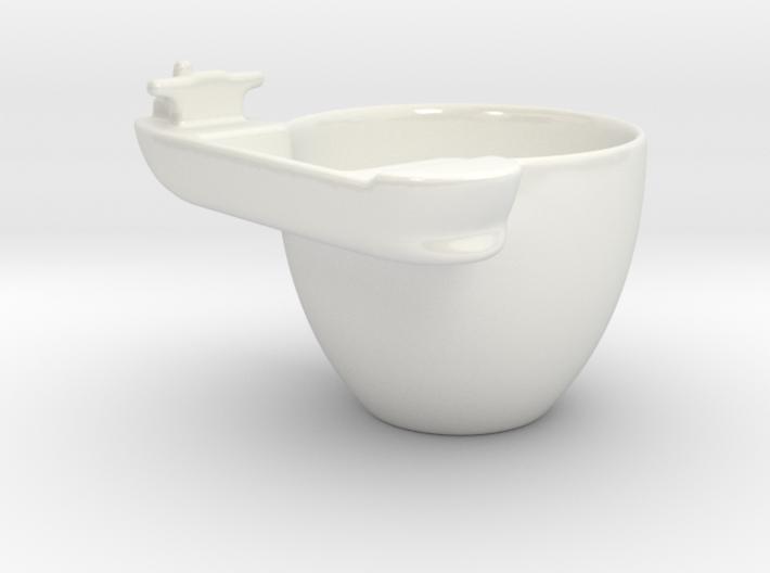 Habit Cup 3d printed