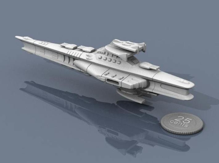 Novus Regency Battleship 3d printed Another view.