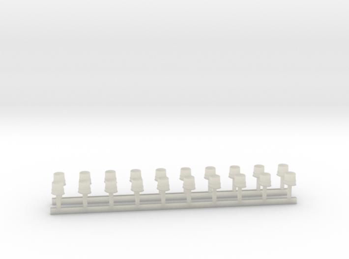 Hänsch Nova in LED-Technik mit Gummikeil 20Stck 3d printed
