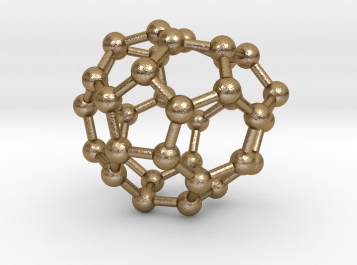0035 Fullerene c36-07 c1 3d printed