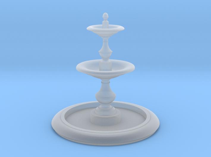 Stadtbrunnen 1 - 1:220 (Z scale) 3d printed