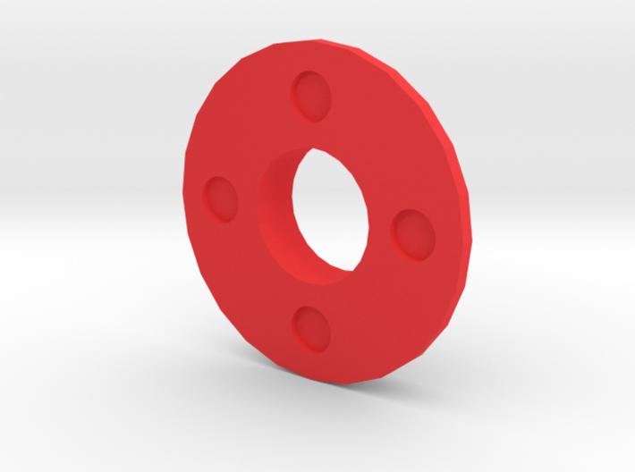 IGOR Quad Circles Barrel Tip Without Lip 3d printed