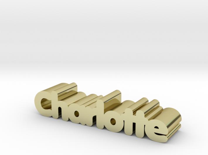 Charlotte 3d printed