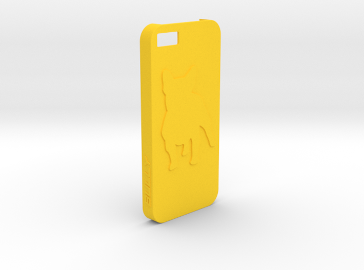 Iphone 5/5s Case Bully 3d printed