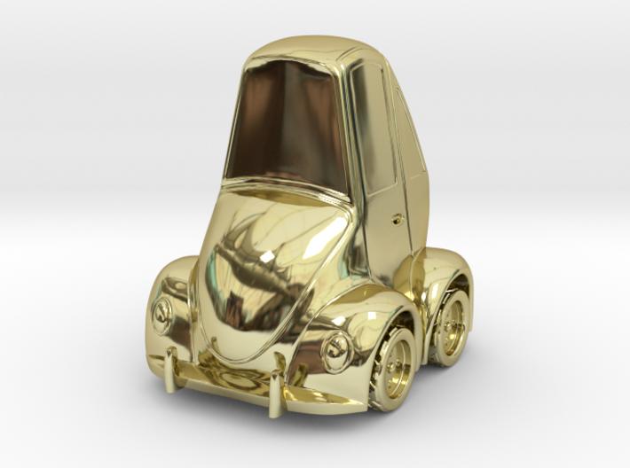 Beetle Bug 3d printed