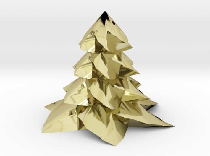 Christmas tree - Sapin De Noel 3d printed